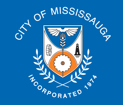 City of Mississauga Flag