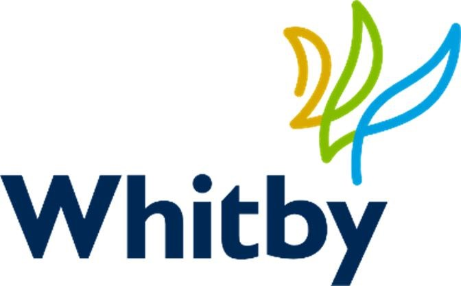 City of whitby Flag
