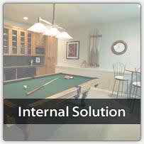 Estimate for Internal Solution
